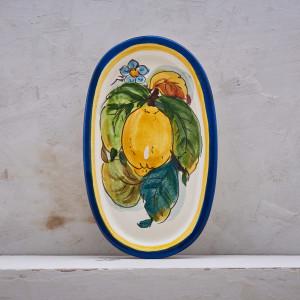 Lemon Tray cm. 22x13