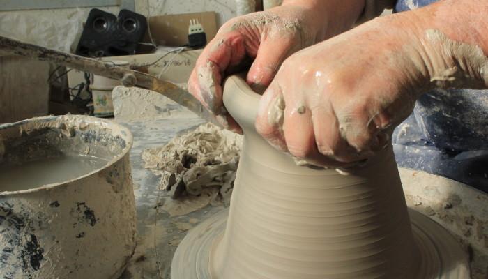 Handmade tuscan ceramics