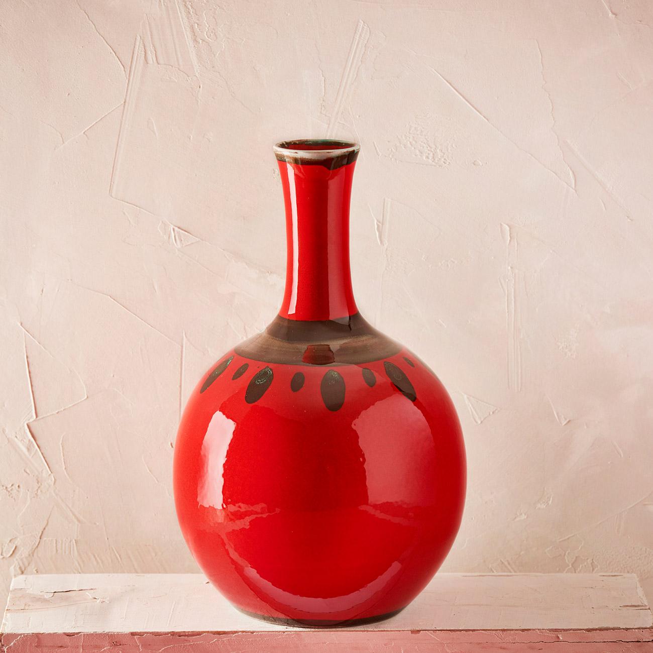 Red Bottle - 28 cm 1