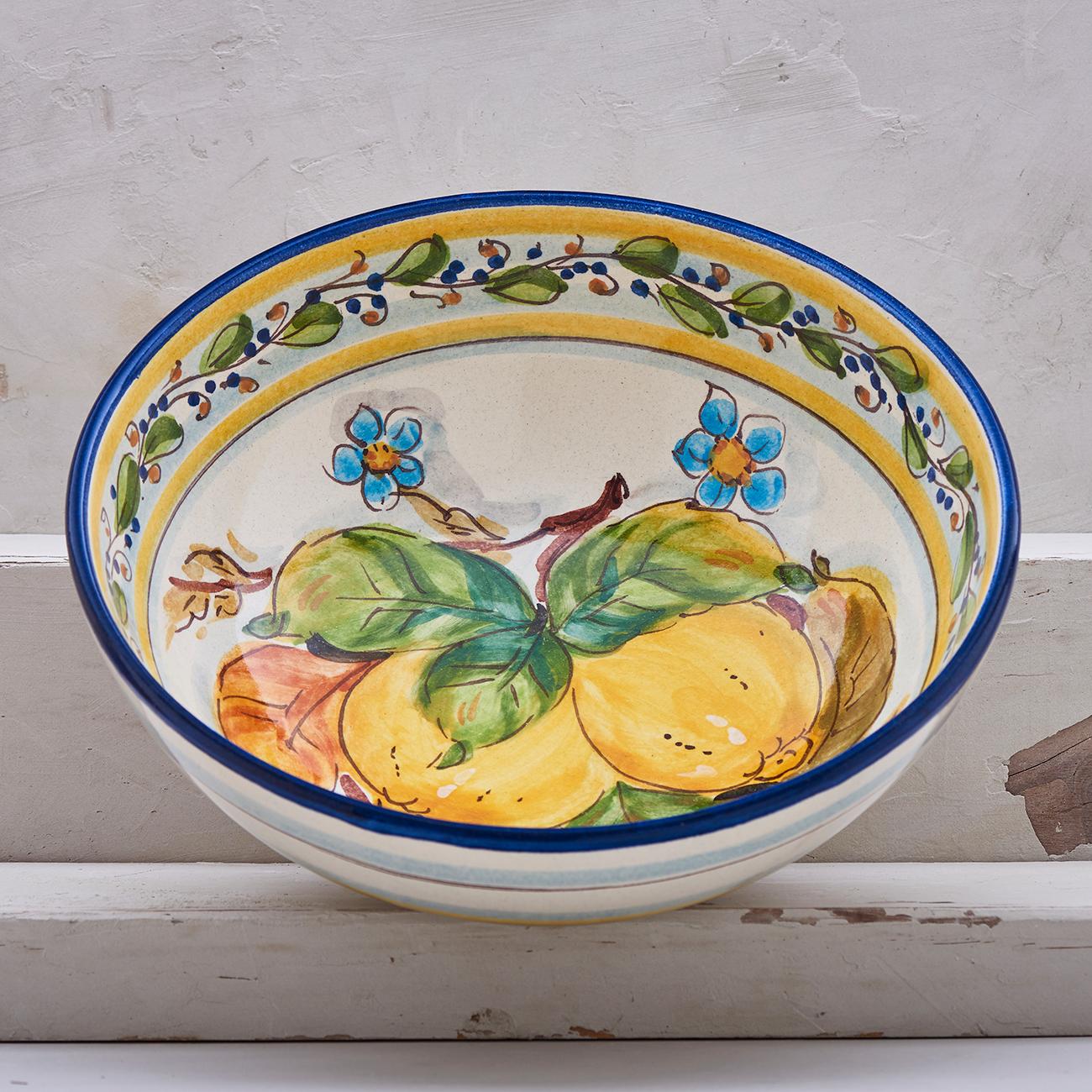 Lemon Bowl - 25 cm 1