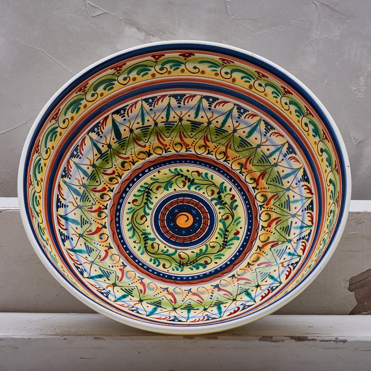 Geometric Bowl - 25 cm
