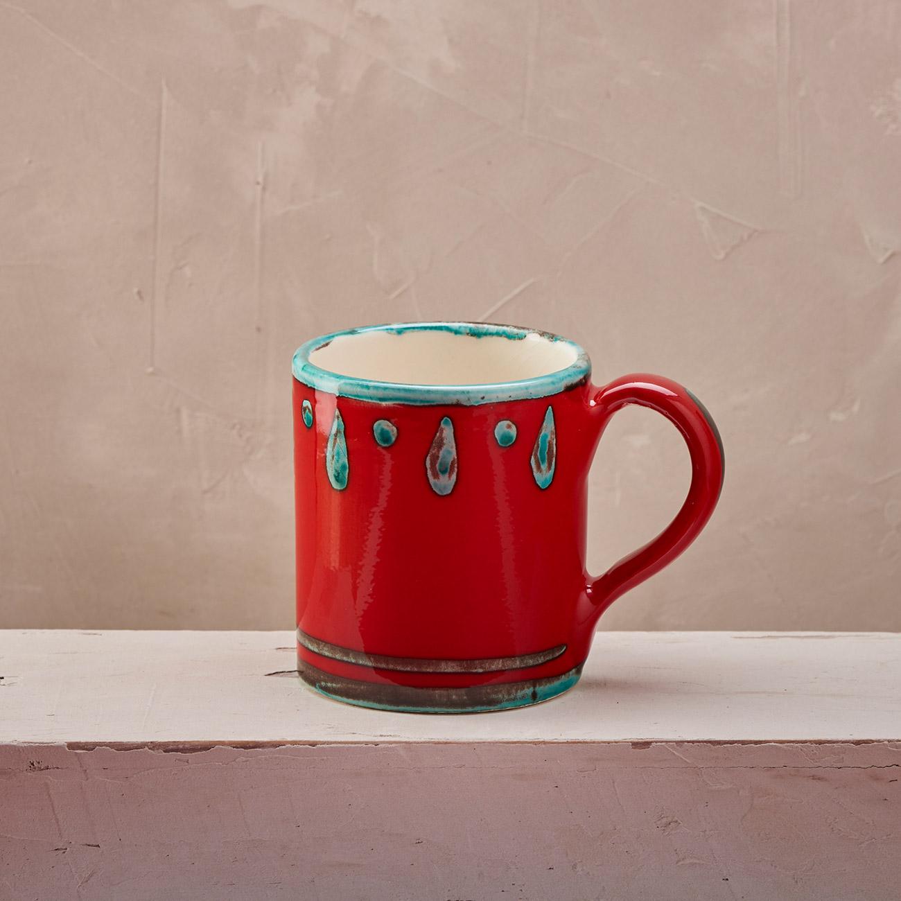Red Mug 1