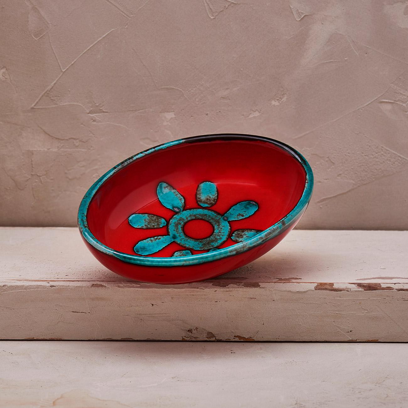Red Sun Soap holder 1