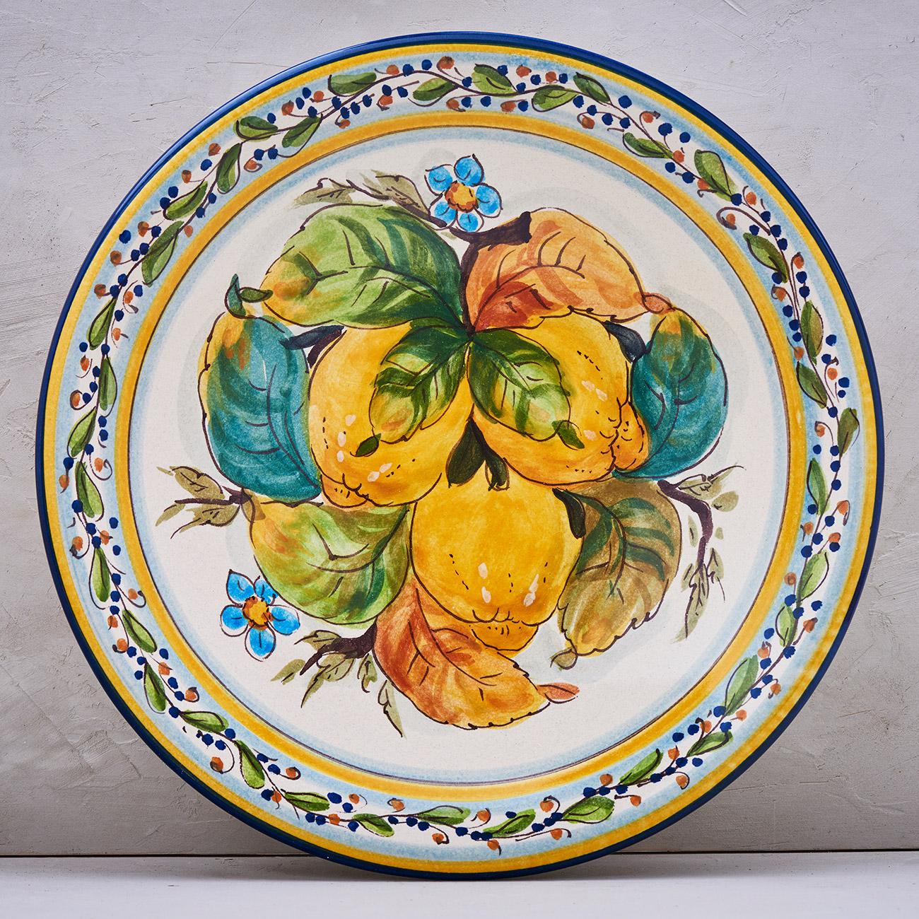 Lemon Plate - 35 cm 1