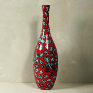 """Bottiglia pistillo """"Spotty"""" - 14 x 48 cm"""