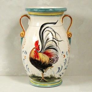 Orcio Gallo Colore - 30 x 47 cm