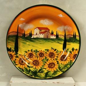 Piatto Paesaggio - 45 cm