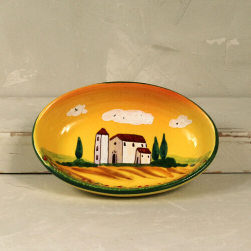 Landscape Oval bowl