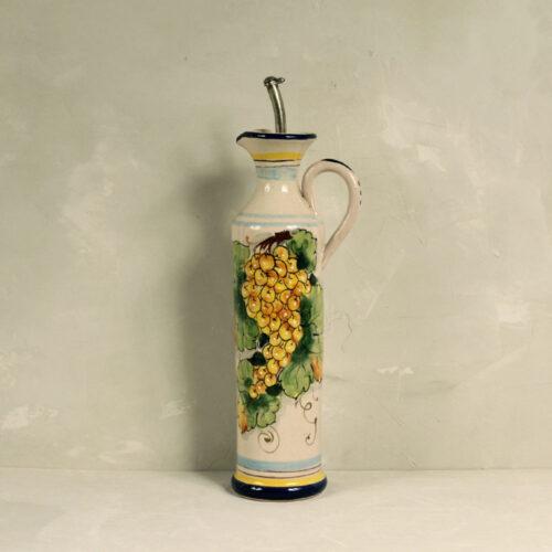 Yellow Grapes Cruet - 30 cm