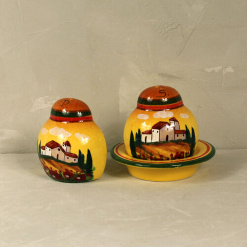 Landscape Salt & Pepper