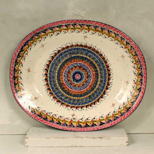 Geometric Tray - 51 x 42 cm