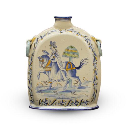 Bottiglia con decorazione XV secolo
