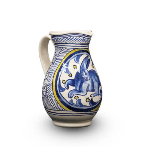 Brocca - 1 L con coniglio XV secolo